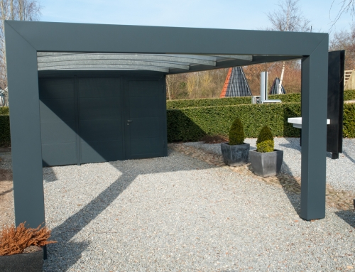 Shade Sails for Carports
